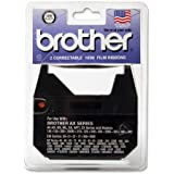 Brother 1030 Correctable Ribbon for Daisy Wheel Typewriter (2 Ribbons)
