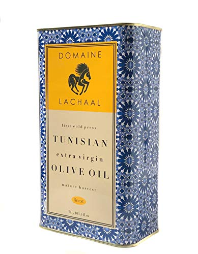 (Domaine Lachaal, 100% Extra Virgin Olive Oil,