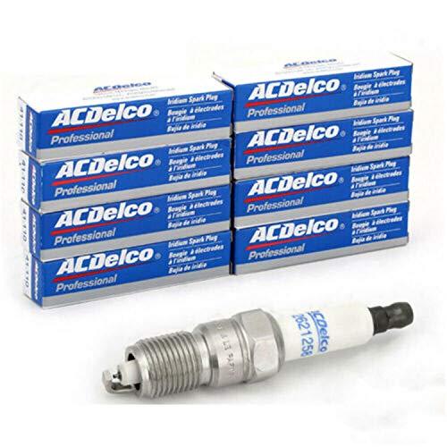 AC Delco 41-110 Spark Plug For Hummer H2 H3 H3T Pontiac Firebird G8 Grand Prix GTO 8-pack