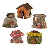 Grasslands Road Assortment Road Fairy House, 5-Inch Review