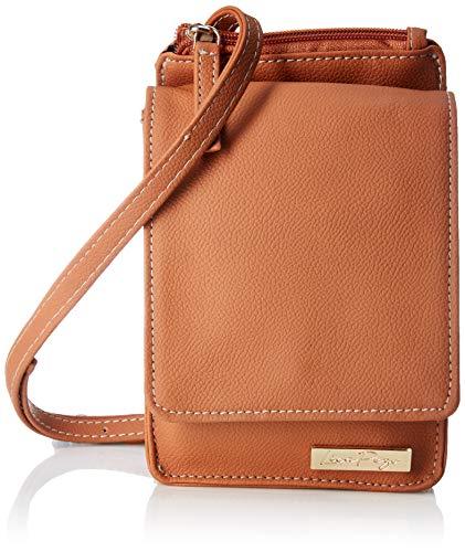 (Lica Pezo Oh-Rahnzh Mobile Sling Bag (Tan))