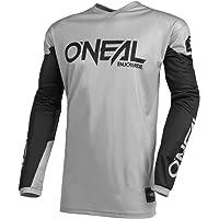 O'Neal | Camiseta de Motocross de Manga Larga | MTB MX Mountain Bike | Protección Acolchada en los Codos, Transpirable…