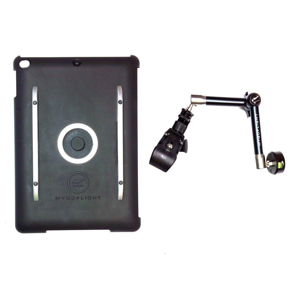 Flex Yoke/Universal Clamp iPad Mount Kit by MYGOFLIGHT - Air 1/2, Pro 9.7''