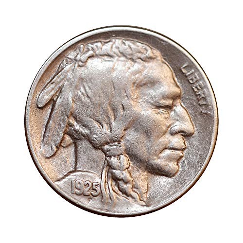 1925 S Buffalo Nickel - Gem BU/MS/UNC