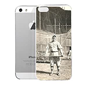 iPhone 5S Case Braziil Frank Brazil Seattle Indians 1925 Sportspress Northwest Surnames iPhone 5 Case