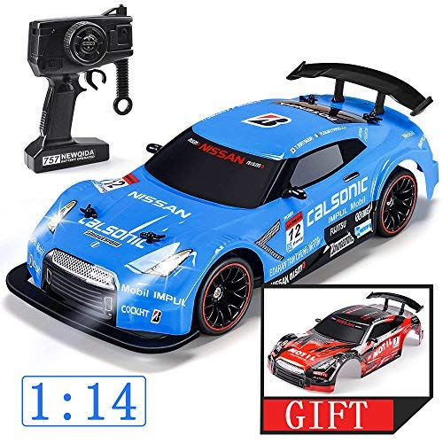 NQD 1:14 Scale Electric RC Car Off Road Vehicle 2.4GHz