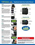 Copystars SD Card Duplicator Micro-SD Copier 1 to 7