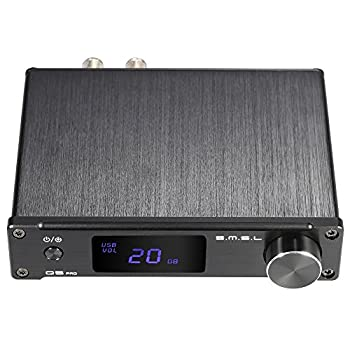 Image of ammoon S.M.S.L Q5 pro Mini Portable HiFi Digital 3.5mm AUX Analog/ USB/ Coaxial/ Optical Stereo Audio Power Amplifier Amp with Remote Controller Amplifiers