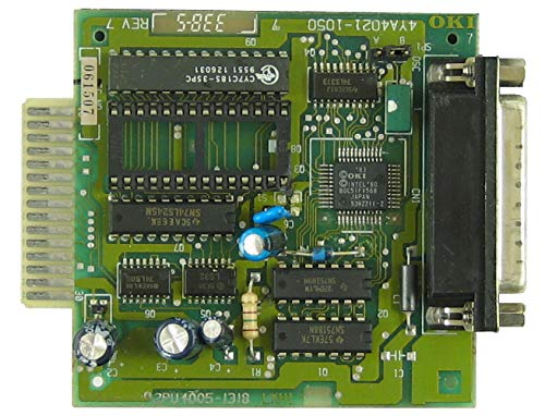 OKIDATA OKI 2562933-0001 Serial Interface Card 320 390 520 590 ml8810 Lxhi by OKIDATA OKI (Image #1)