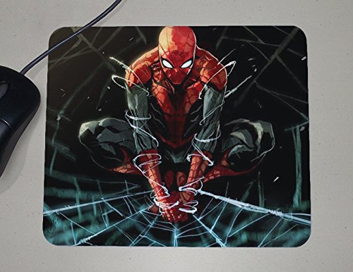 Price comparison product image Spiderman - Marvel Comics Superheroes - Novelty Gift - Custom Name Mouse Pad
