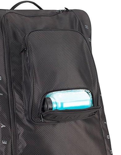 Grit Inc. Flex Hockey Tower Medium Equipment Bag 33-Inch, Black FLX1-033-B by Grit (Image #3)