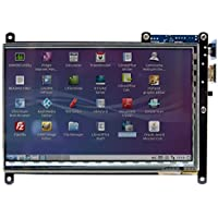 ameriDroid ODROID-VU7 HDMI Display with Multitouch - 7 inch