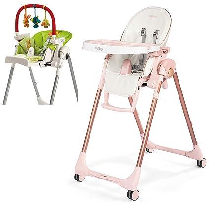 Peg Perego Prima Pappa Zero 3 High Chair, Mon Amour con Play ...