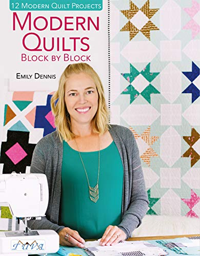 (Modern Quilts Block by Block)