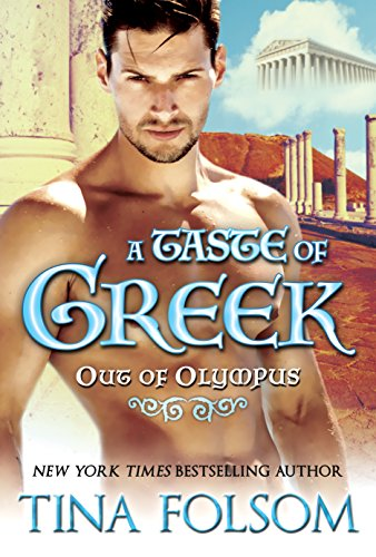 A Scent of Greek (Out of Olympus Book 2)