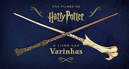 Harry Potter O Livro das Varinhas (Em Portugues do Brasil)