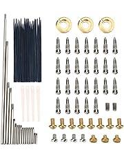 Alto Sax Repair Kit Set Durable Maintenance Tool Woodwind Instrument Replacement Accessory