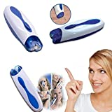 Travel Epilator, Automatic Tweezer for men and women.Innovative technology removes hair from the root for softer skin