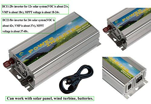 Solinba Grid Tie Inverter Customer Reviews Prices