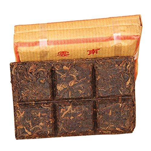 Más antiguo té chino Puer té Shu Pu er para adelgazar 100% natural de alimentos