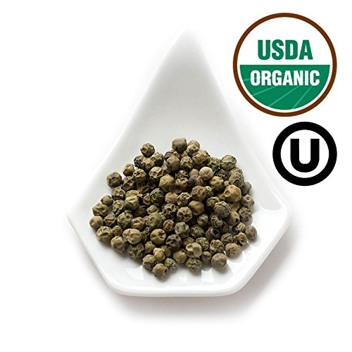 Photo of Spicely Organic Peppercorn Green Whole