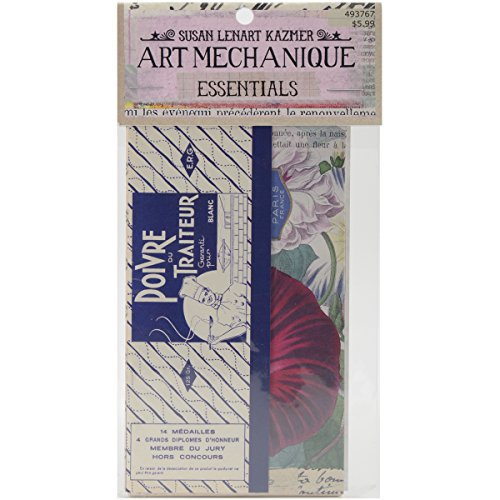 (Art Mechanique No.1 20-Images Pack)
