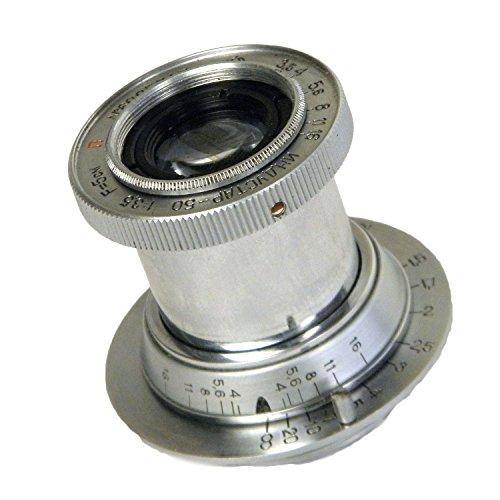 INDUSTAR-50 50mm/f3 5 沈胴式 Lマウント オーバーホール済
