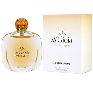 Perfume Edp 3 4oz Giorgio Femme Armani Gioia Di Sun Pour Ml 100 Ju1K3TlFc