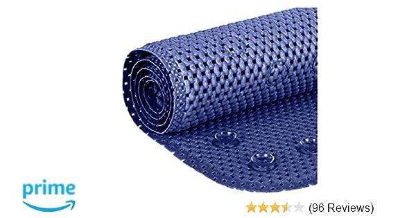 Deluxe Non Slip Bath Tub Soft Mat Shower Foam Rug Mildew Resistant Antibacterial