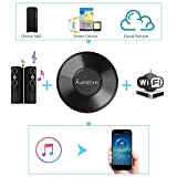 ACEMAX M5 Audiocast WiFi Wireless Music Adapter