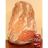 Salt Lamp 50-65 Pound Crystal Rock Himalayan X-large Natural Ships UPS Ground