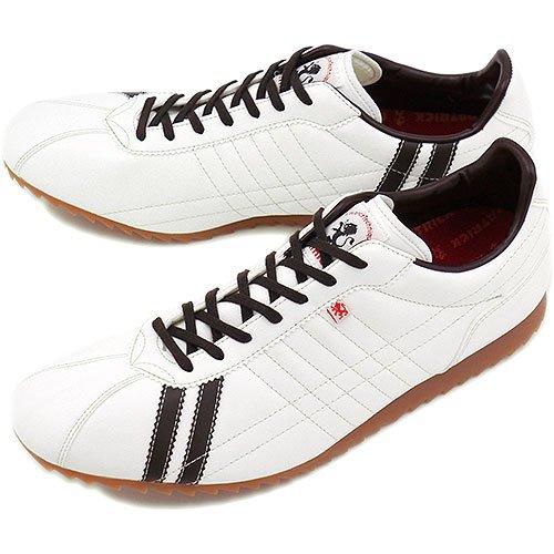 PATRICK SULLY パトリック スニーカー 靴 シュリー WH/CH(26250 SS13) B00BFUB3SM   27.5 cm