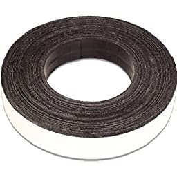 Flexible Magnet Tape - 1/16\