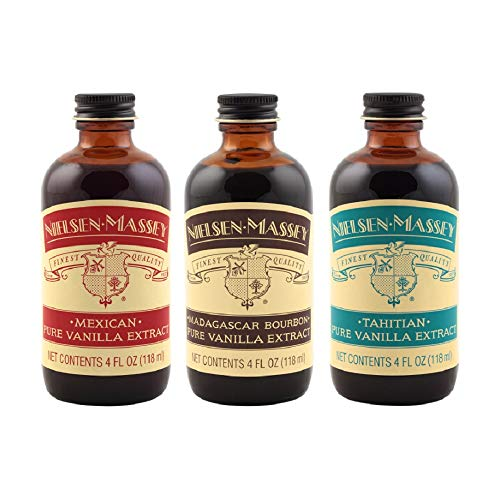 (Nielsen-Massey International Vanilla Starter Kit, 4 ounces )