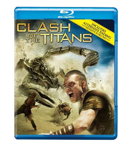 Blu-ray : Clash Of The Titans (With DVD, Widescreen, Dolby, AC-3, Digital Theater System)