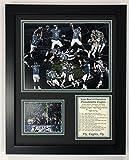 Legends Never Die NFL Philadelphia Eagles Super Bowl 52 Champions Photo Collage, Team Color, 12 x 15