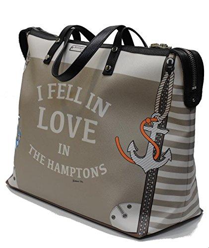 Grand sac cabas, petit bagage