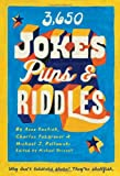 3650 Jokes, Puns and Riddles, Anne Kostick and Charles Foxgrover, 1579120873