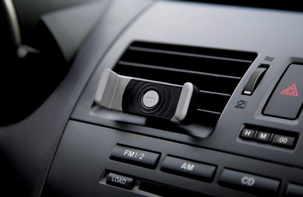 Kenu Airframe - Soporte portátil de smartphones y GPS para coches por solo 19,30€