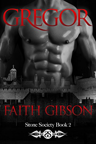 Gregor (Stone Society Book 2) -