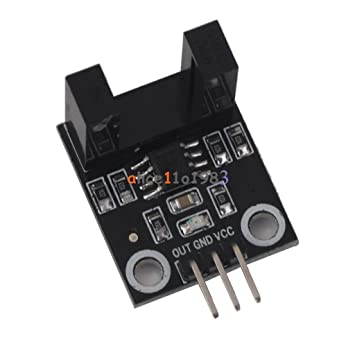 Sellify New LM393 Speed Optocoupler Detection Sensor Module for