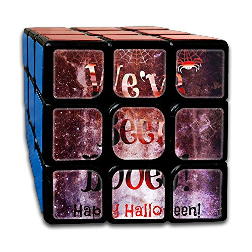 Halloween Free Weve Been Booed Printable Puzzle Cube Magic Cube Speed Cube Educational Toys Gifts For All Age