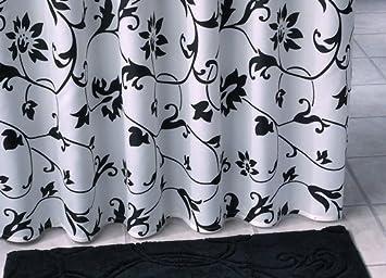 Duschvorhang Hellgrau 180 breit x 200 hoch Duschvorhang Raumteiler Wannenvorhang