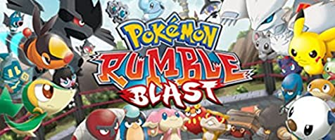 Pokémon Rumble Blast - 3DS [Digital Code]