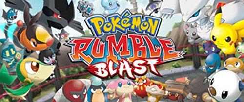 Pokémon Rumble Blast - 3DS [Digital Code] by Nintendo