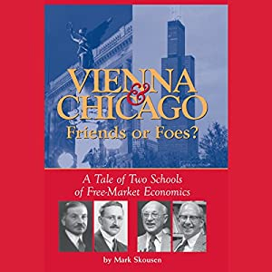 Vienna & Chicago, Friends or Foes? Audiobook