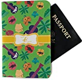 Luau Party Passport Holder - Fabric (Personalized)