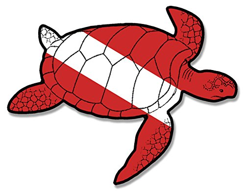 sea-turtle-shaped-scuba-dive-flag-sticker-diving-decal