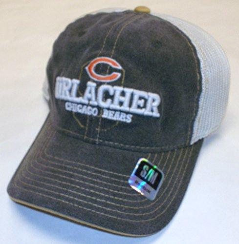 NFL Chicago Bears Urlacher Slouch Flex Reebok Hat - S/M - EM83Z (Reebok Bears)