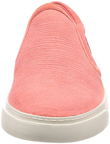 Nubuck Mocassins Femme Clarks Clarks Rose Glove Glove Coral Loafers Puppet qxPwznSgfa
